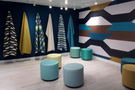 ArcCom showroom at NeoCon