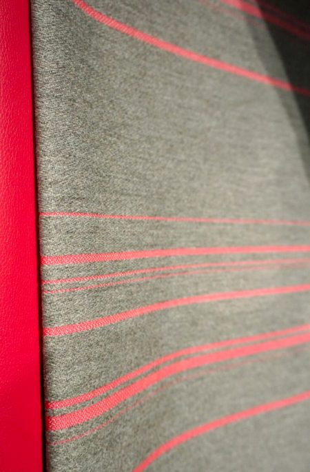 Sunbrella Contract fabrics at Carnegie