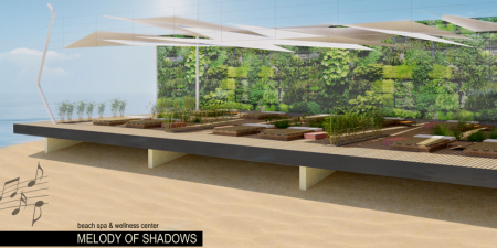 Melody of Shadows Beach Spa and Wellness Center