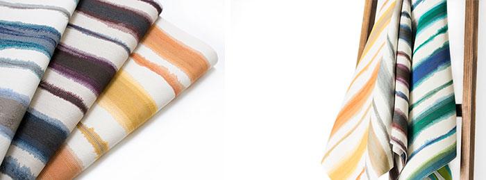 Sunbrella Brentano Caspian Collection Fabrics